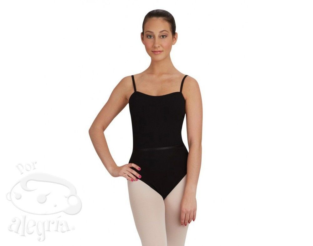 Camisole leotard Royal