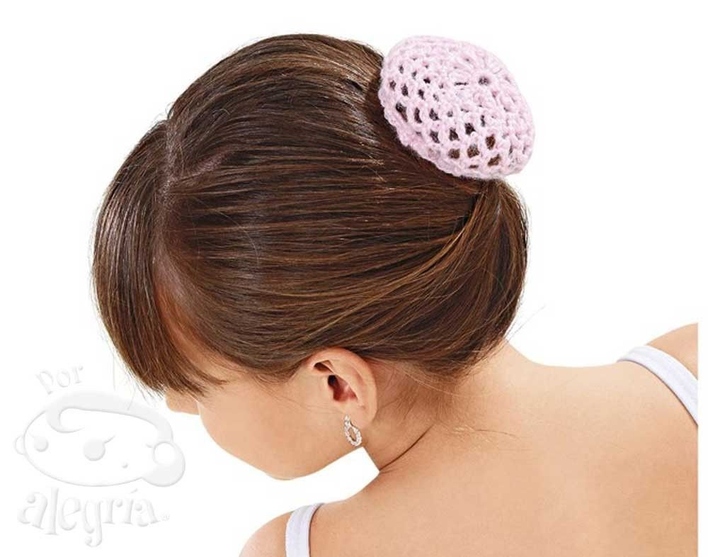 Crochet Hair Net