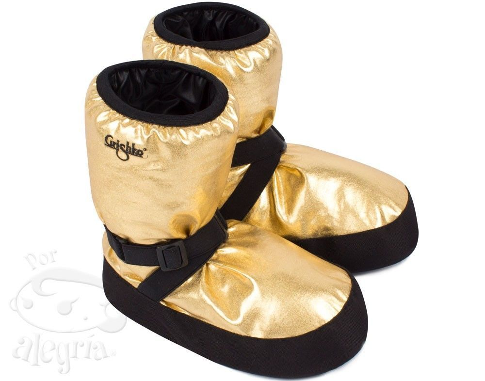 Warm-up Boots Gold