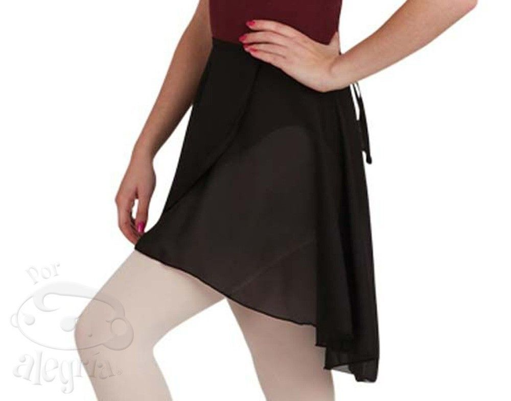 Full Sweep Wrap Skirt Capezio