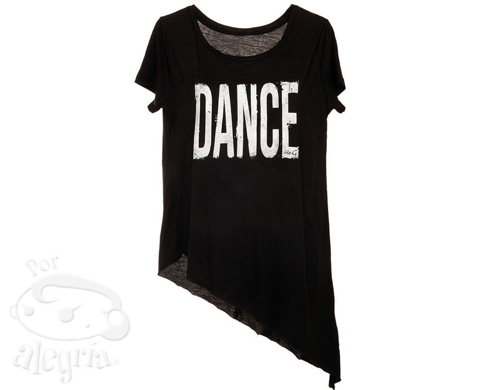 Camiseta Dance Larga...