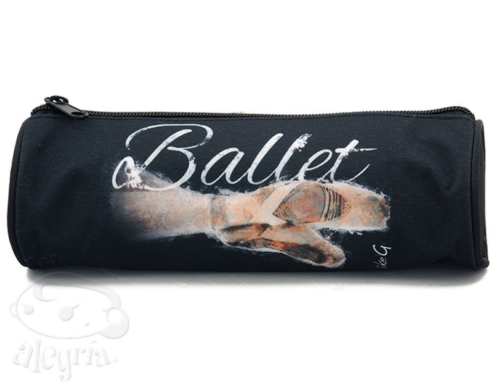 Estuche Tubo Pointe Shoes