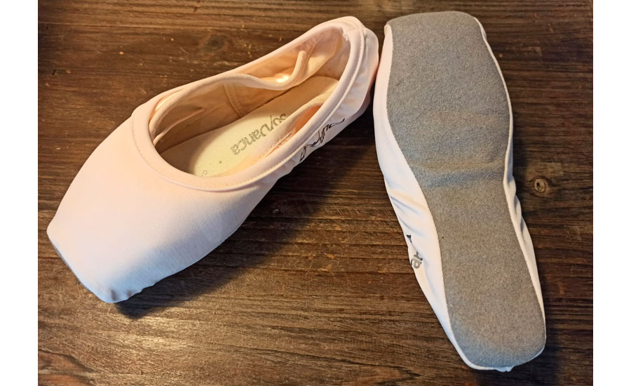 Fundas para las puntas de ballet