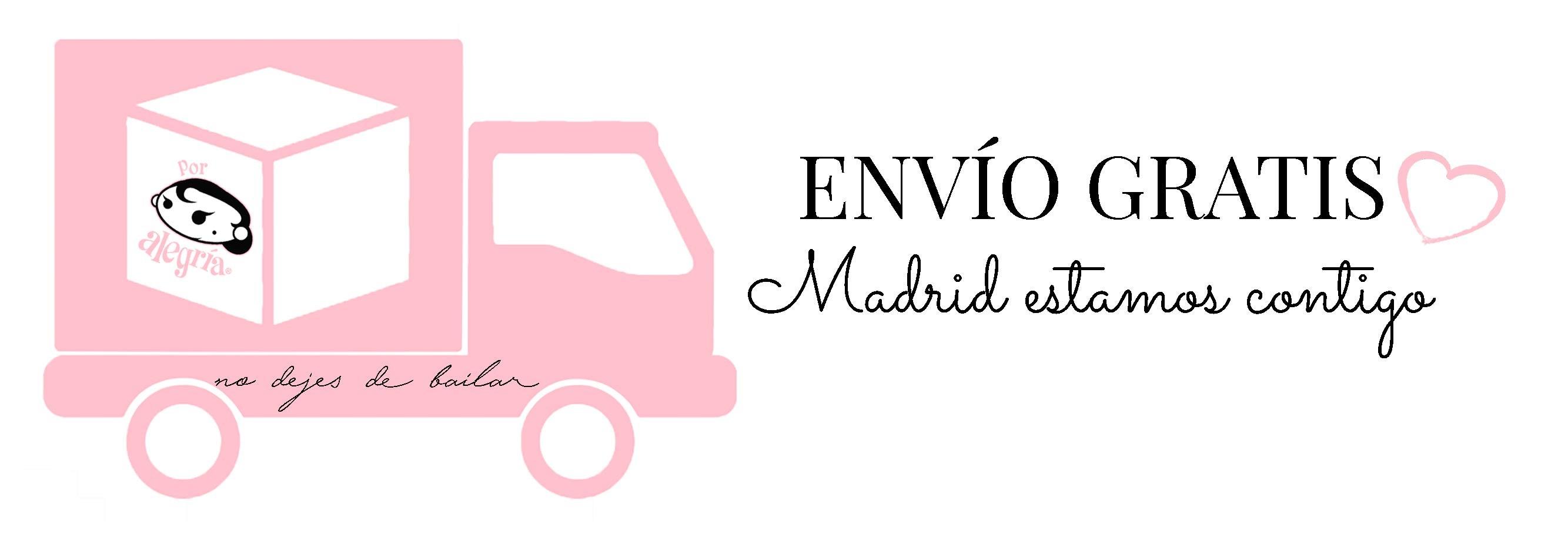 Madrid estamos contigo...